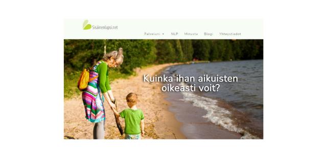 Sisäinenlapsi.net verkkosivusto